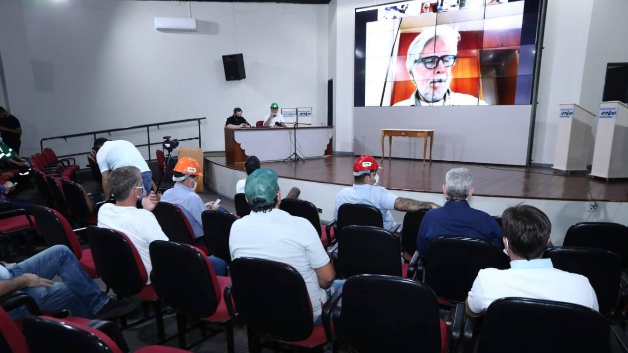 Programa de pavimentação terá investimentos de R$ 15,4 milhões