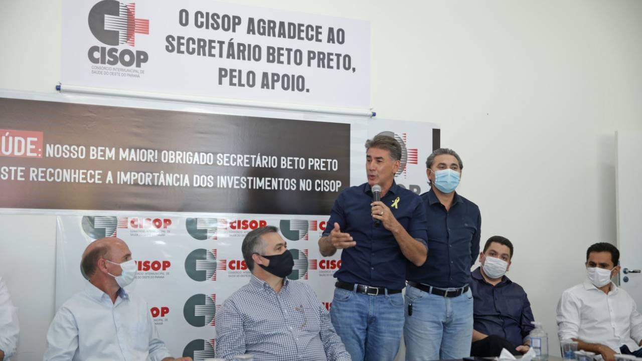 Paranhos quer criar Centros de Reabilitação Pós-Covid
