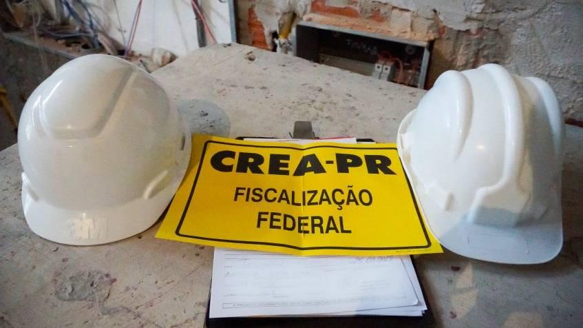 Força-tarefa do Crea-PR intensifica fiscalização em condomínios em junho