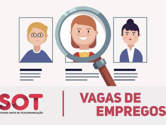Vagas de Empregos: Veja as principais oportunidades disponíveis nesta segunda-feira (02/08)