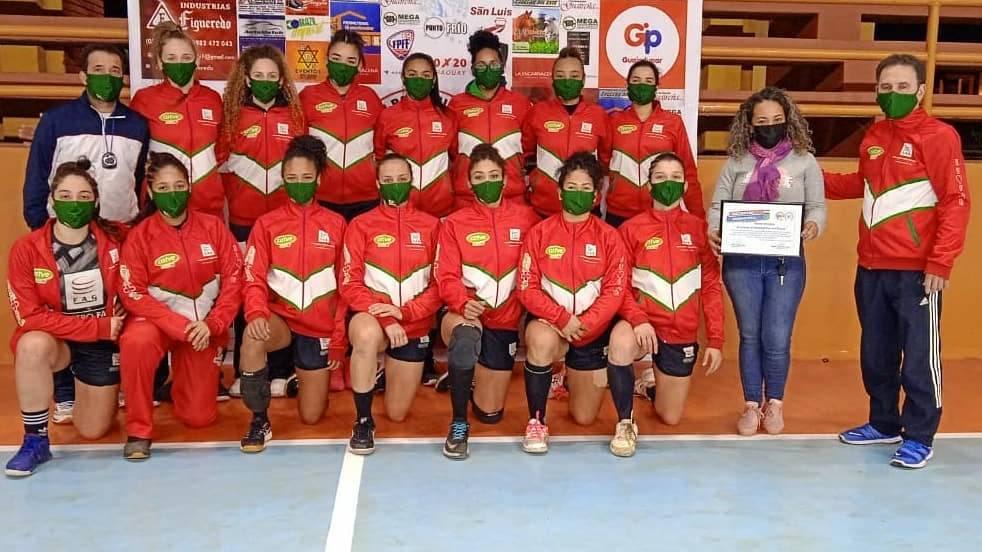 Cascavel Handebol FAG participa do Encontro Internacional de Handball e apresenta bom desempenho