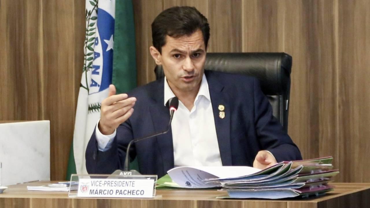 Pacheco é reeleito vice-presidente da CCJ na Assembleia Legislativa do Paraná