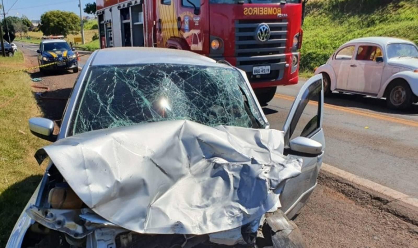Justiça decreta prisão preventiva de motorista que matou pai e filha na BR-369 em Apucarana-PR