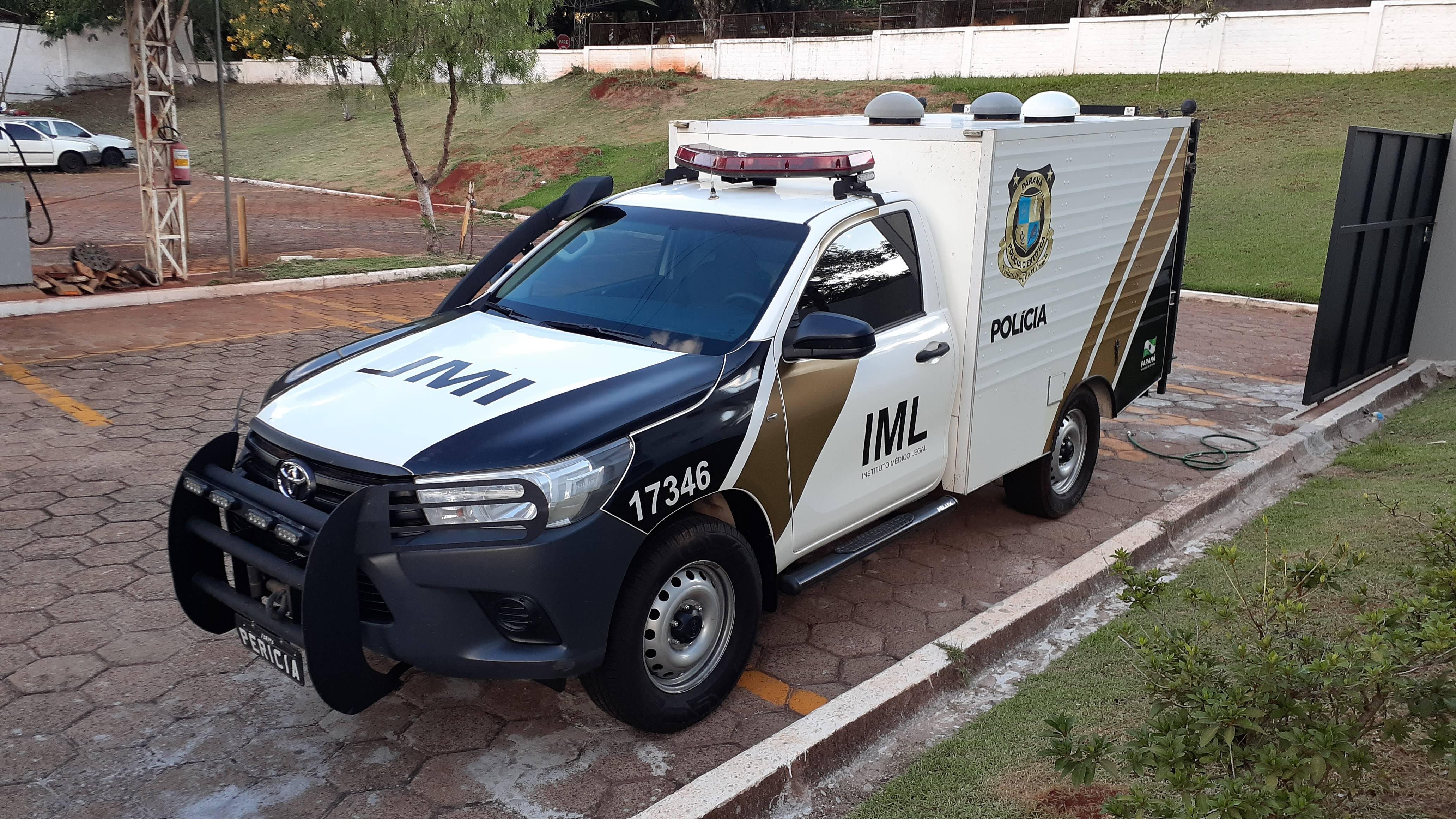 Homem é assassinado com golpe de facão em Quedas do Iguaçu