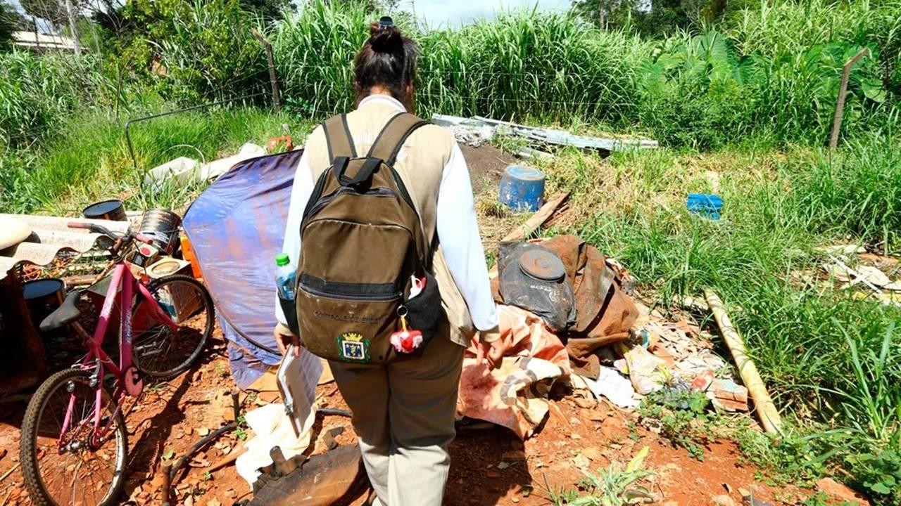 Jovens de 20 a 29 anos e mulheres foram as principais vítimas da dengue em Cascavel