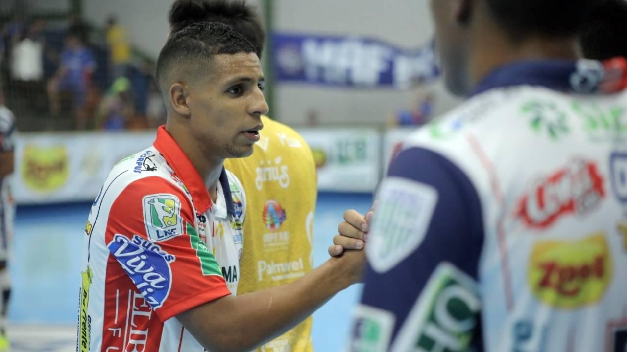 Pedala se despede do Cascavel Futsal
