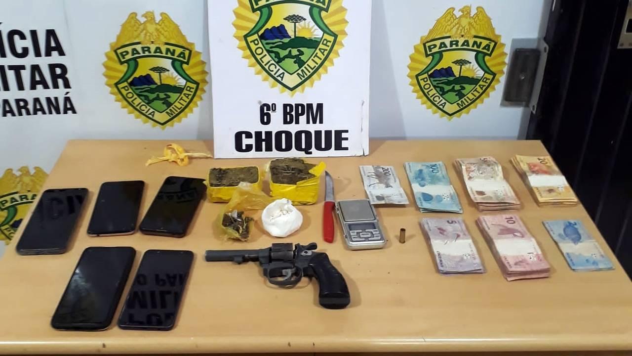 Seis pessoas são detidas por tráfico de drogas no Bairro 14 de Novembro