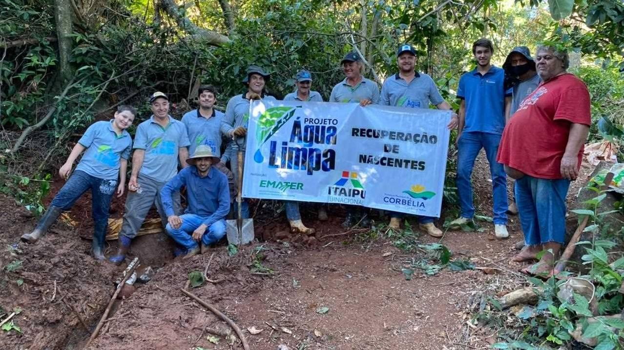 Parceria entre Secretaria de Des. Econômico e Social trará água encanada para morador do Ouro Verde