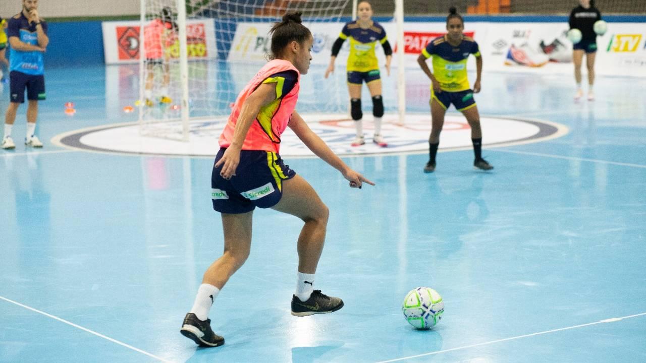 Stein Cascavel Futsal vai a Santa Catarina encarar a Female pelo NFFB