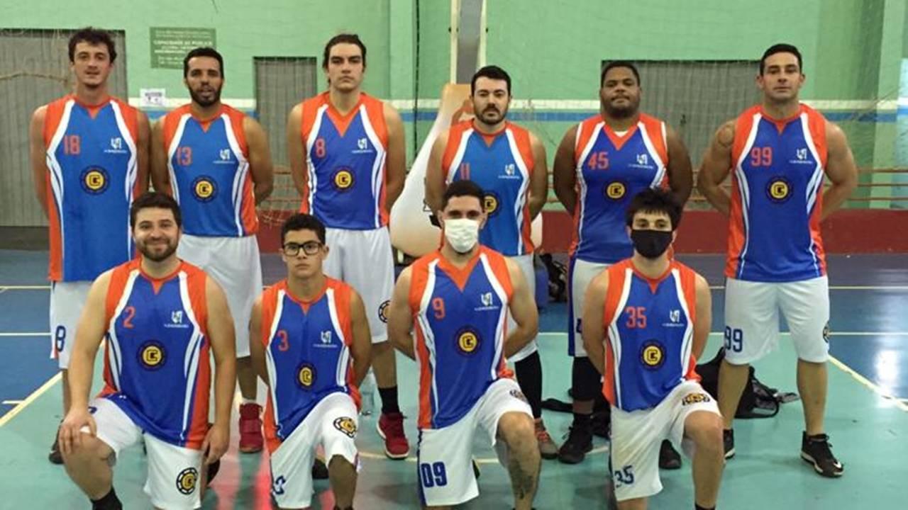 Guaraniaçu/8'ers vence Hoop's por 55 a 23 pela terceira rodada da 5ª Liga de Basquete Abasmavel
