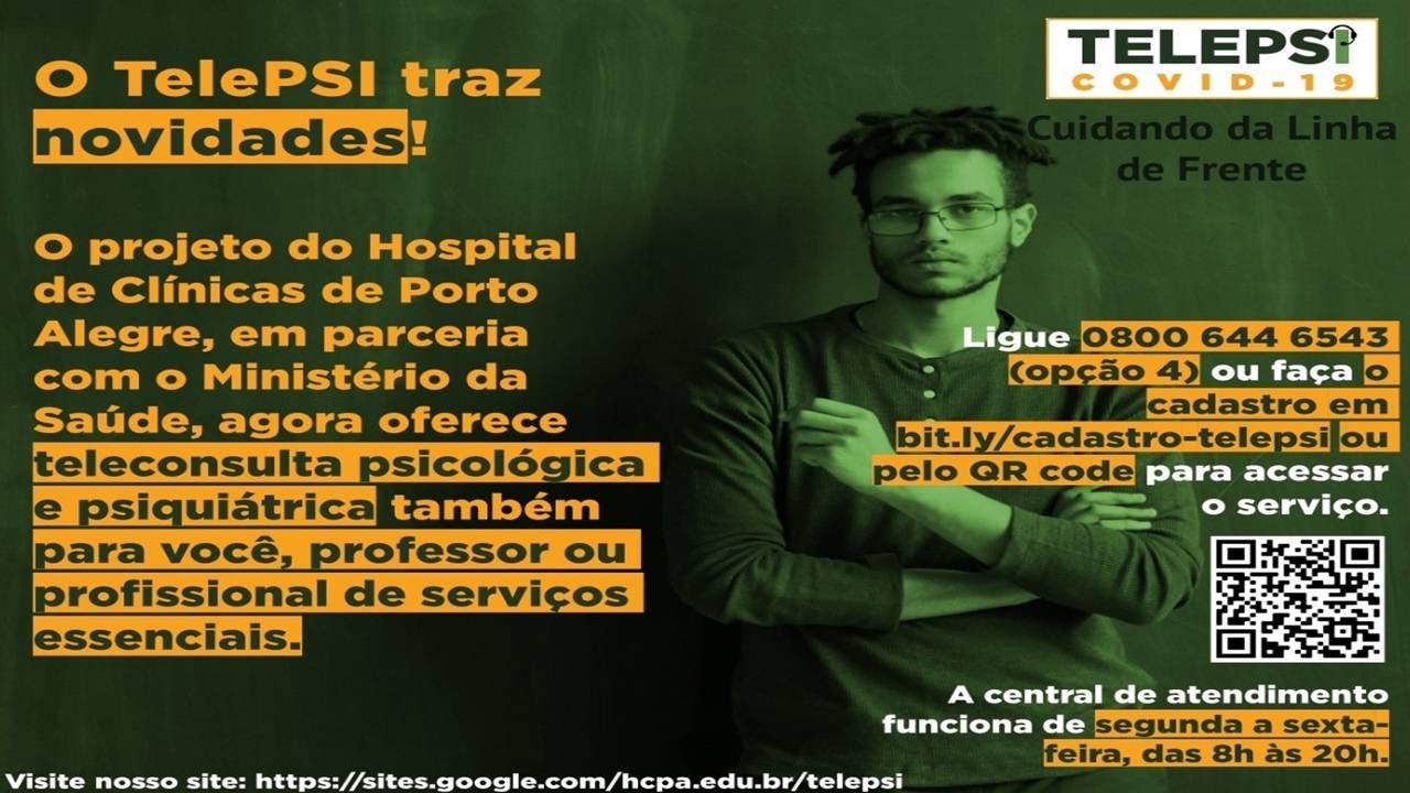 Secretaria Municipal de Saúde compartilha informações sobre atendimento psicológico
