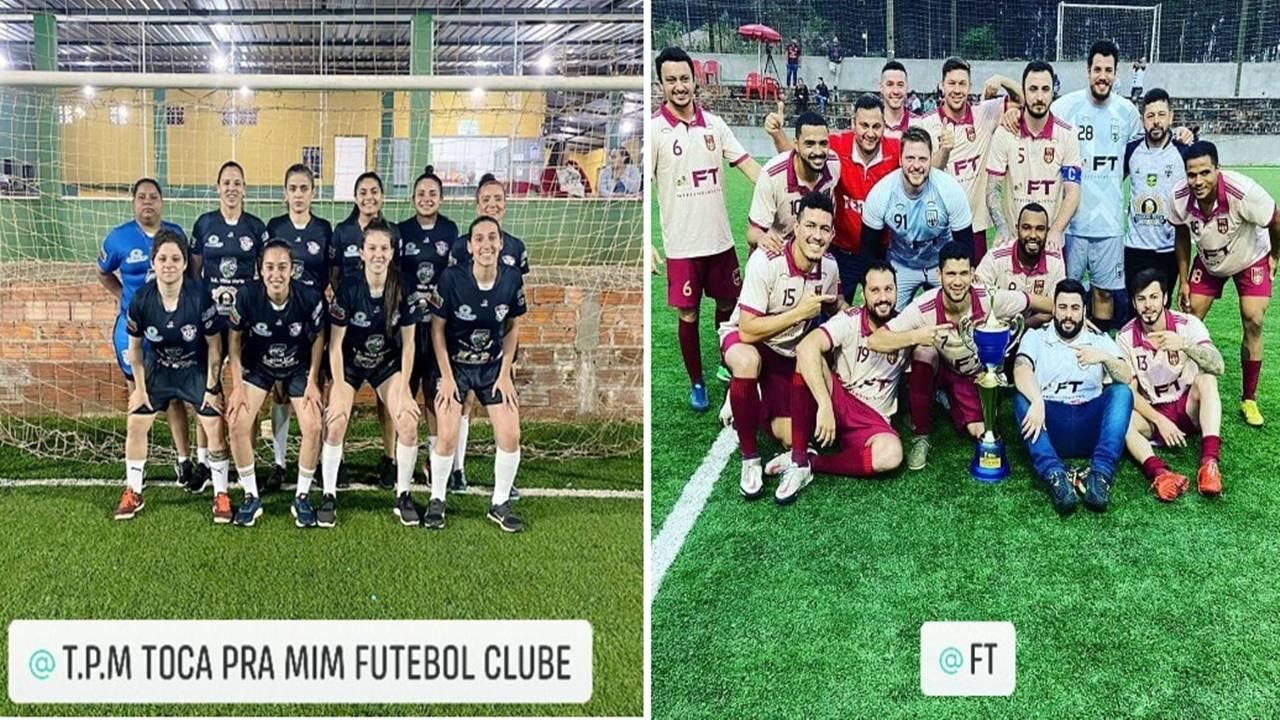 Copa do Brasil de Futebol 7: Representantes de Cascavel seguem para Florianópolis