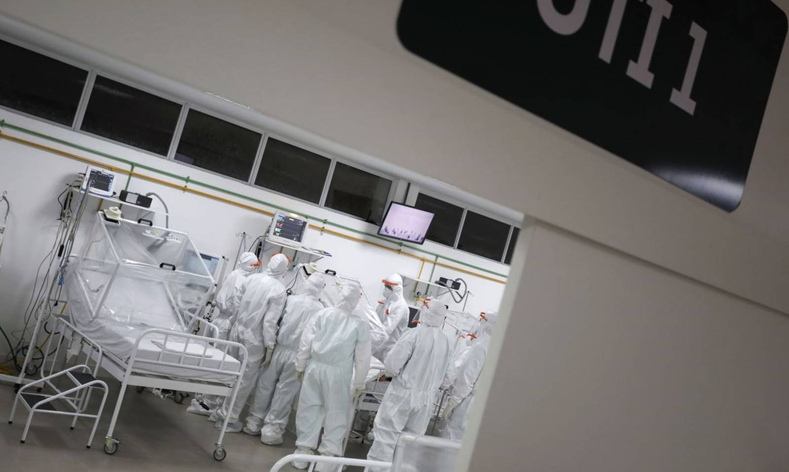 Crivella alerta para semana decisiva contra o coronavírus no Rio