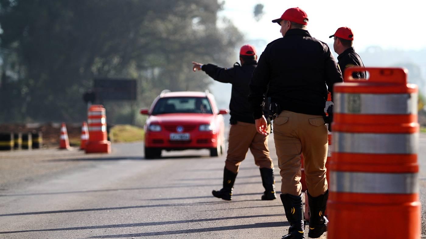 Feriado deixa saldo de 11 mortes nas estradas estaduais
