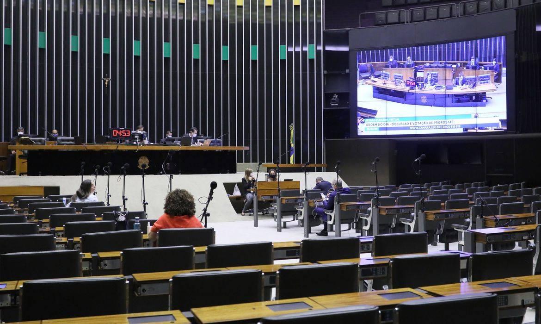 Câmara aprova em 1º turno alterações na PEC do Orçamento de Guerra