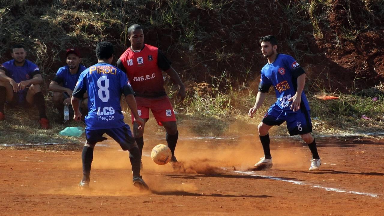 Tchau Brigado FC vence Amigos do Jabá por 4 a 2 na abertura da 6ª Copa Terrão/Taça Vanderlei Xavante