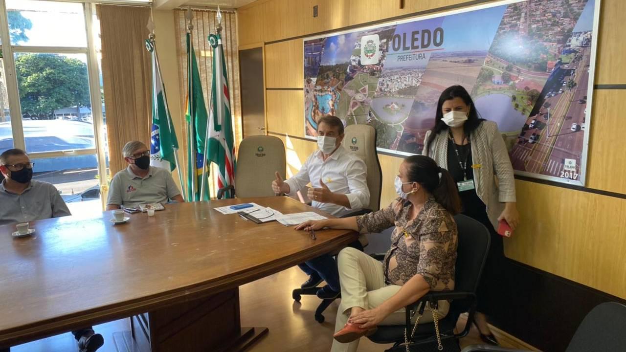 Toledo tem local definido para a construção do Bolão municipal