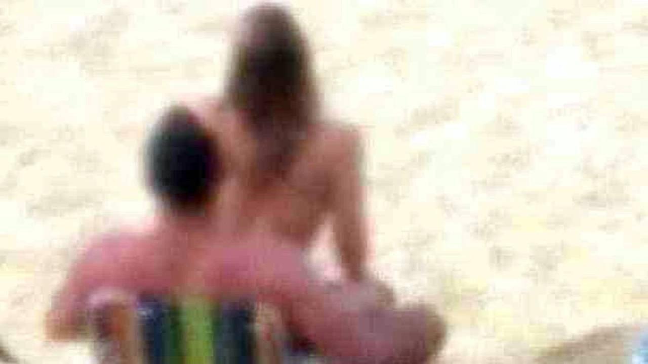 Casal é flagrado fazendo sexo em praia de SC e advertido por guarda-vidas