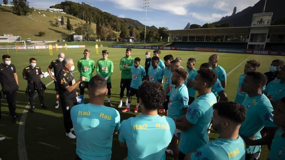 Seleção Brasileira decide não disputar a Copa América, informa jornal espanhol