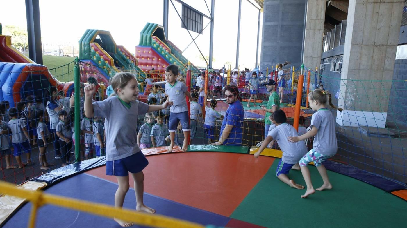 Assistência Social realiza evento em comemoração ao Dia das Crianças