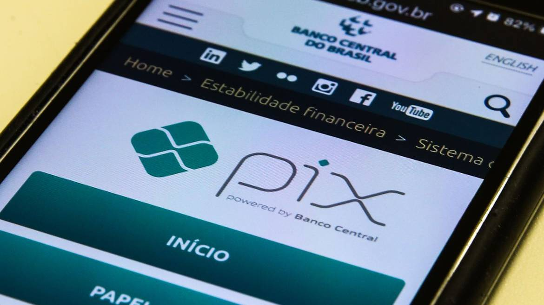 Operações do Pix à noite terão limite de R$ 1 mil a partir desta segunda (04)