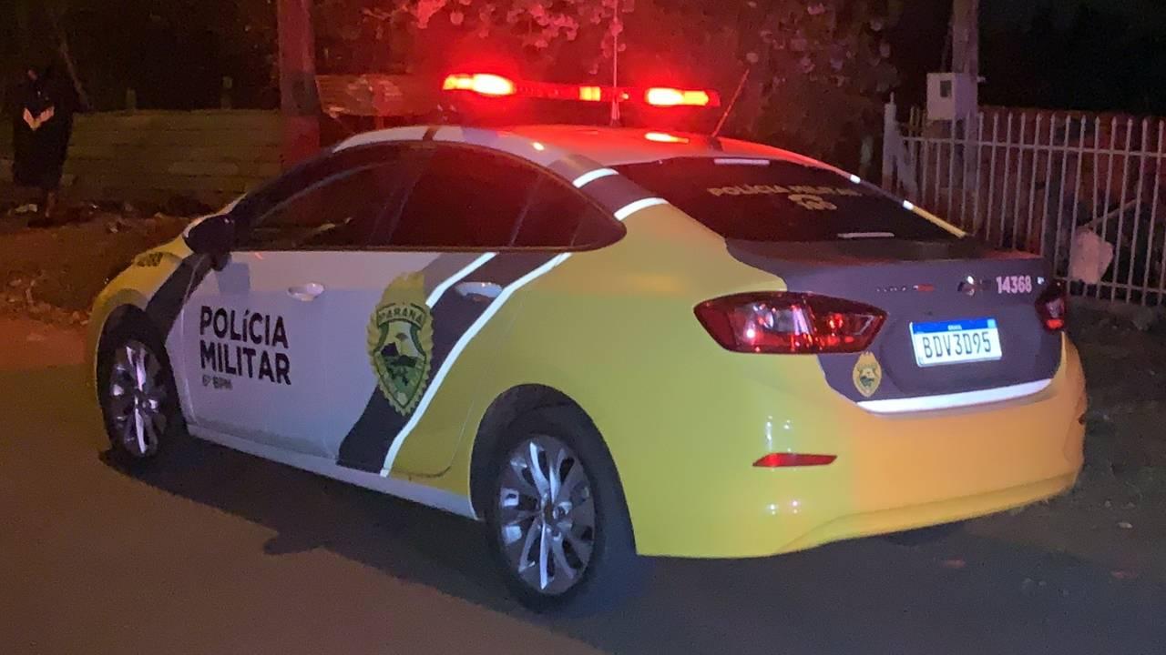 Após acidente, Homem é detido pela Polícia Militar sem habilitação no Bairro Santo Onofre