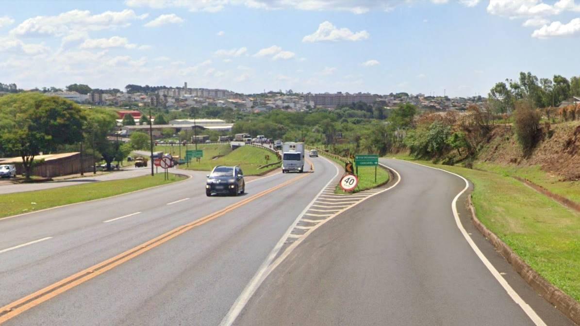 BR-277 estará em obras próximo ao viaduto XIV de novembro, em Cascavel
