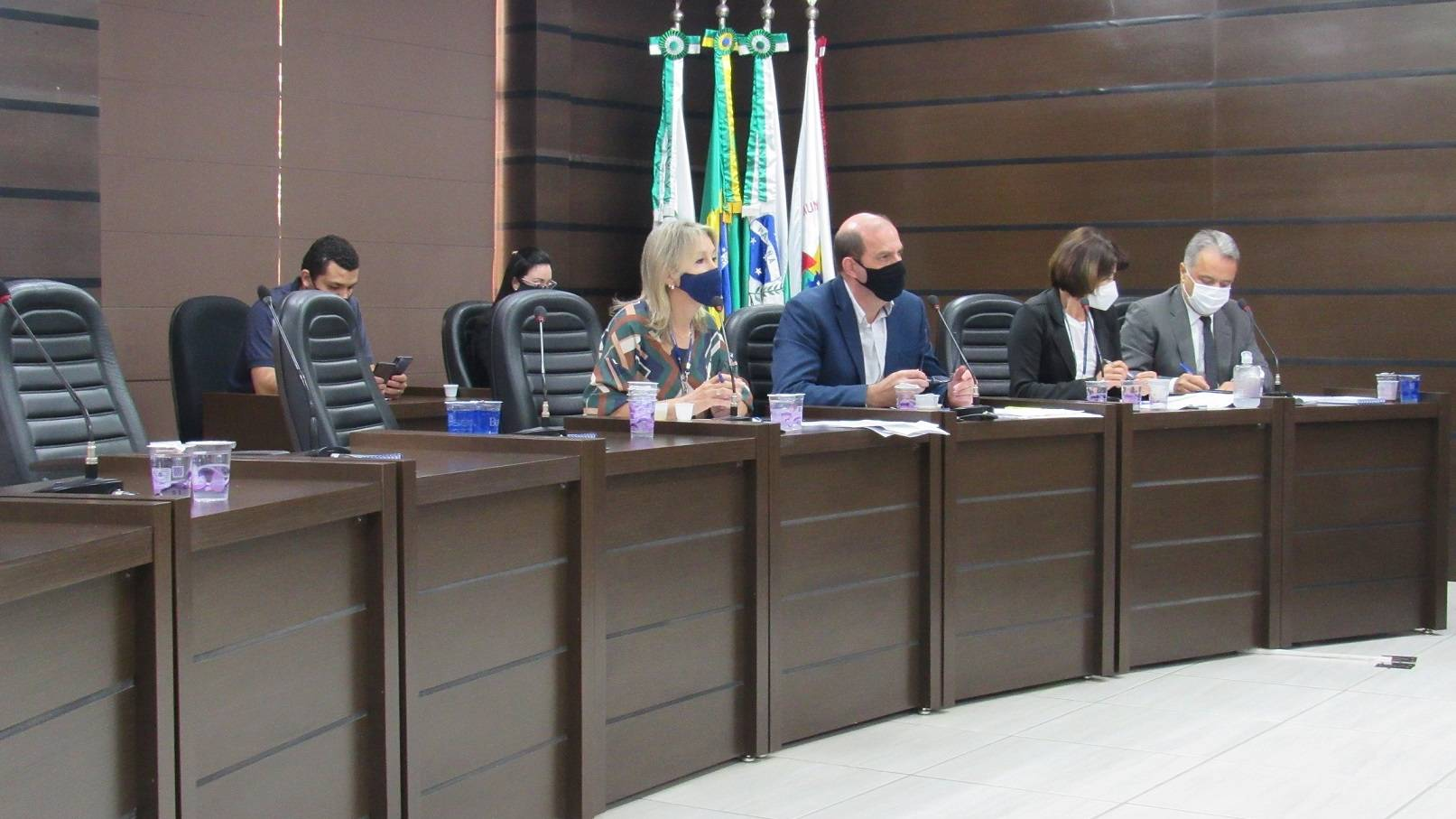 Sanepar apresenta plano de investimentos e detalhes da operação dos sistemas em Cascavel