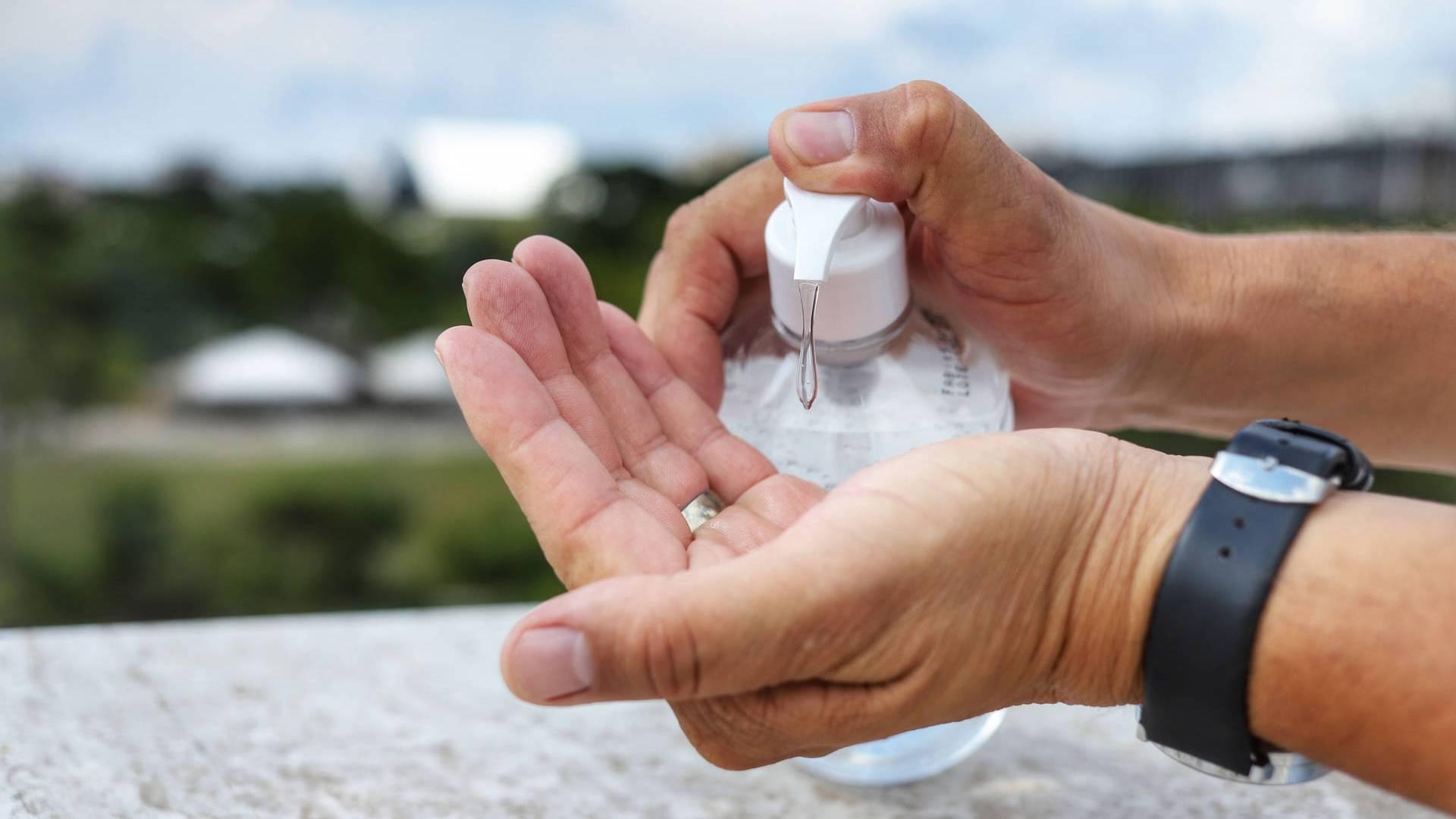 Profissionais do Hospital Regional do Oeste reforçam importância da higienização das mãos