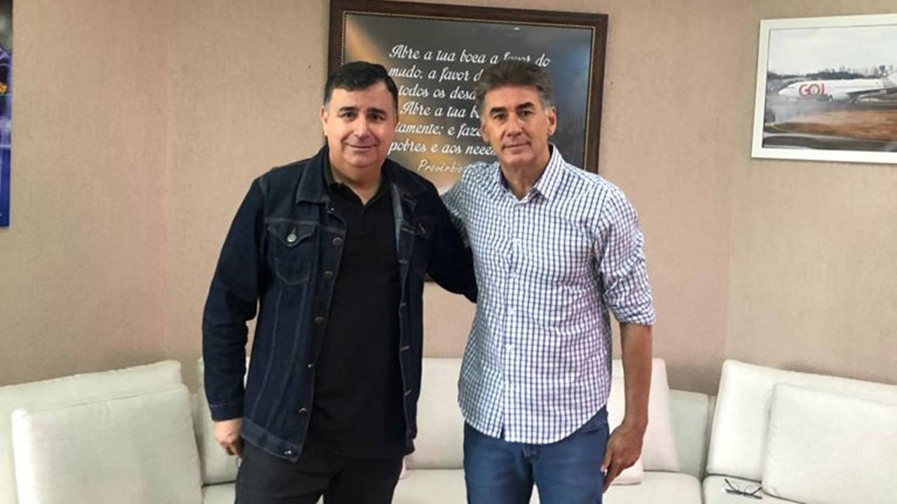 Paranhos recebe novo chefe da 7ª Ciretran