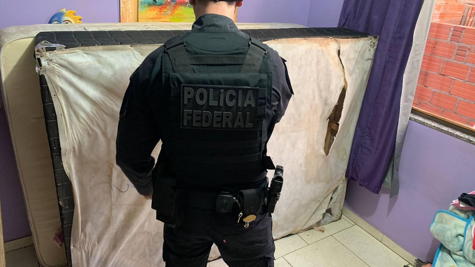 Operação Register: Polícia Federal cumpre mandados de busca e apreensão