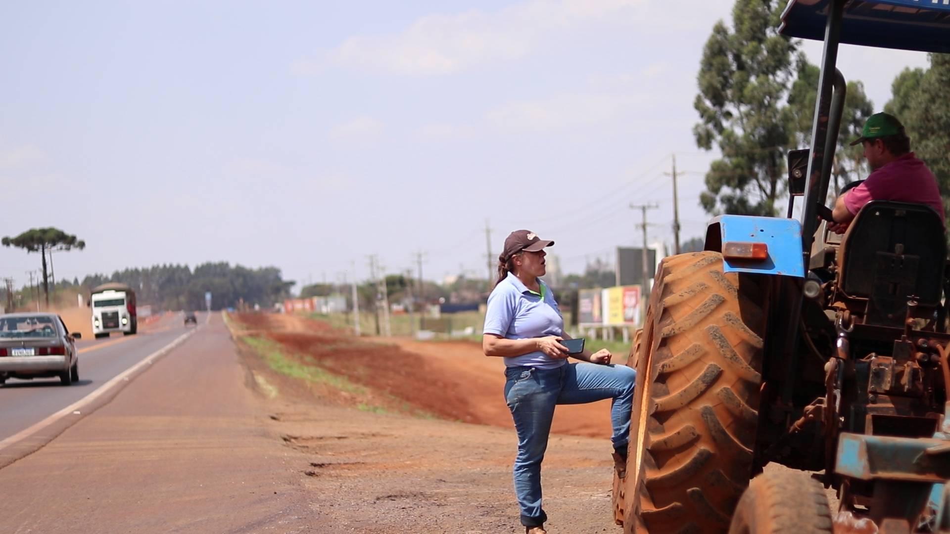 As incertezas sobre o futuro das rodovias preocupam setor agrícola na região oeste