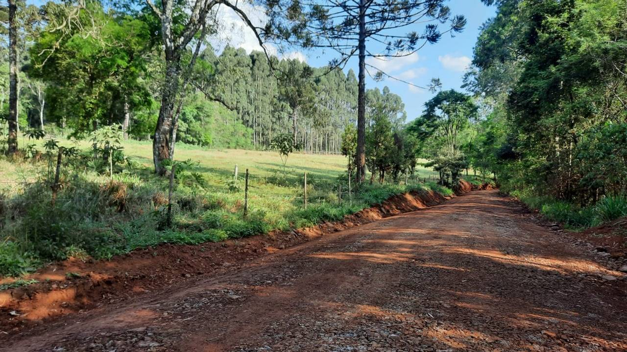 Seagri realiza quase 600 km de manutenção em estradas rurais