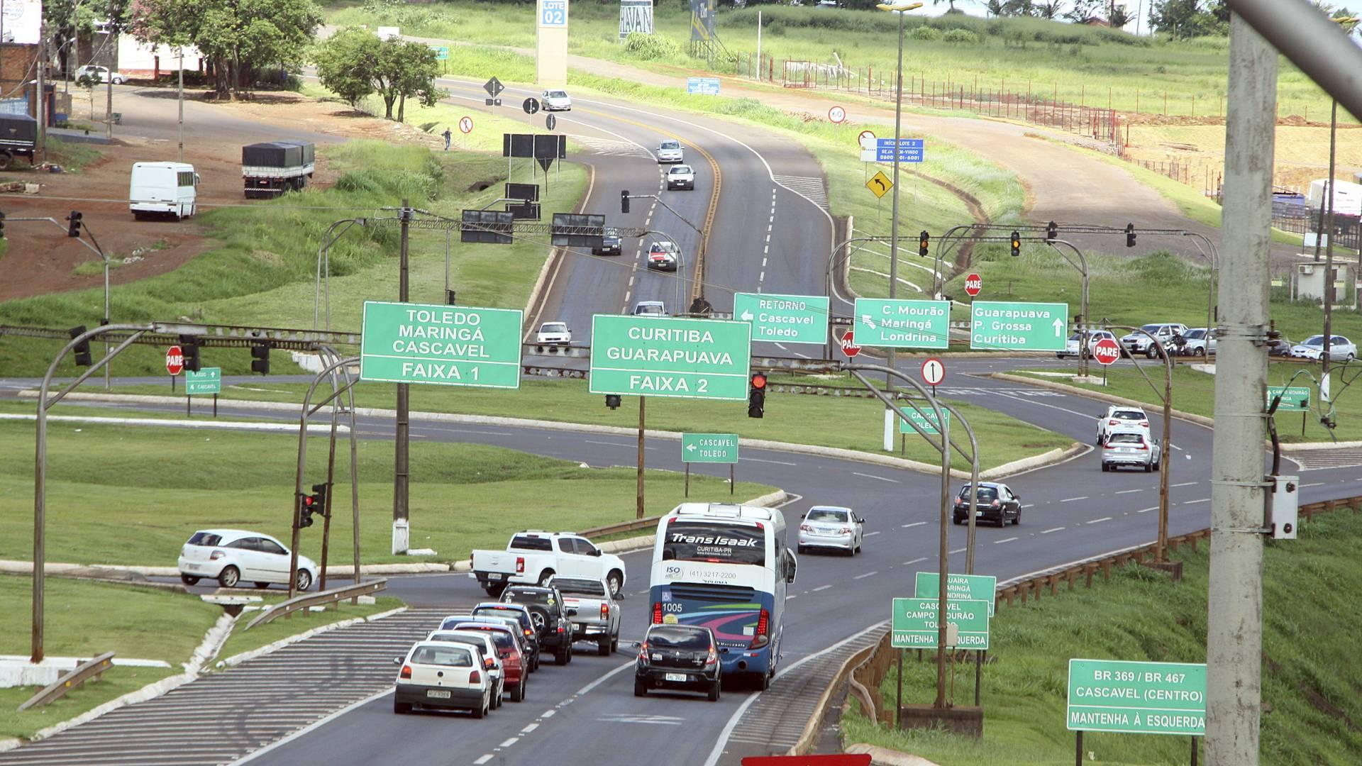 Trevo Cataratas: Reunião discute soluções alternativas de tráfego durante obras