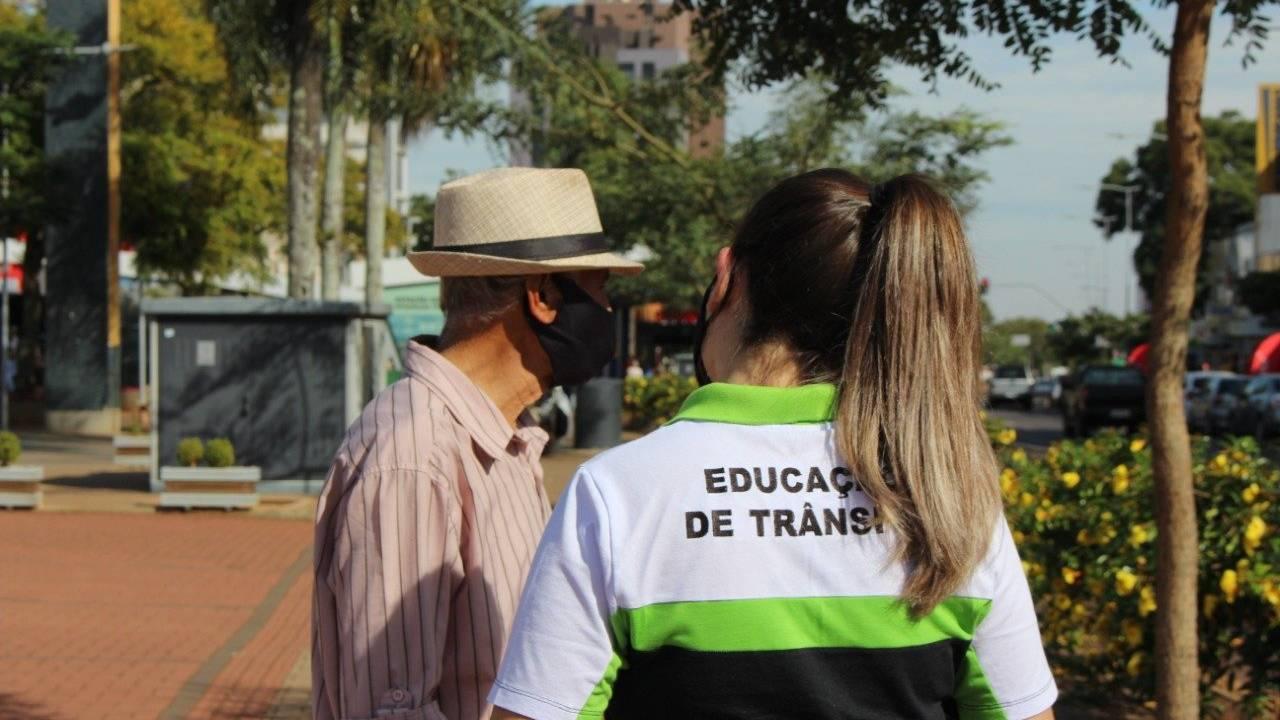 Maio Amarelo: Transitar realiza ações visando o aperfeiçoamento das atividades do Órgão de Trânsito