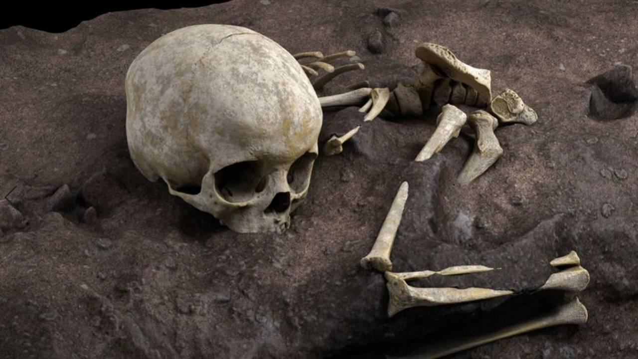 Túmulo mais antigo da África: pesquisadores identificam sepultura de criança de 78 mil anos atrás