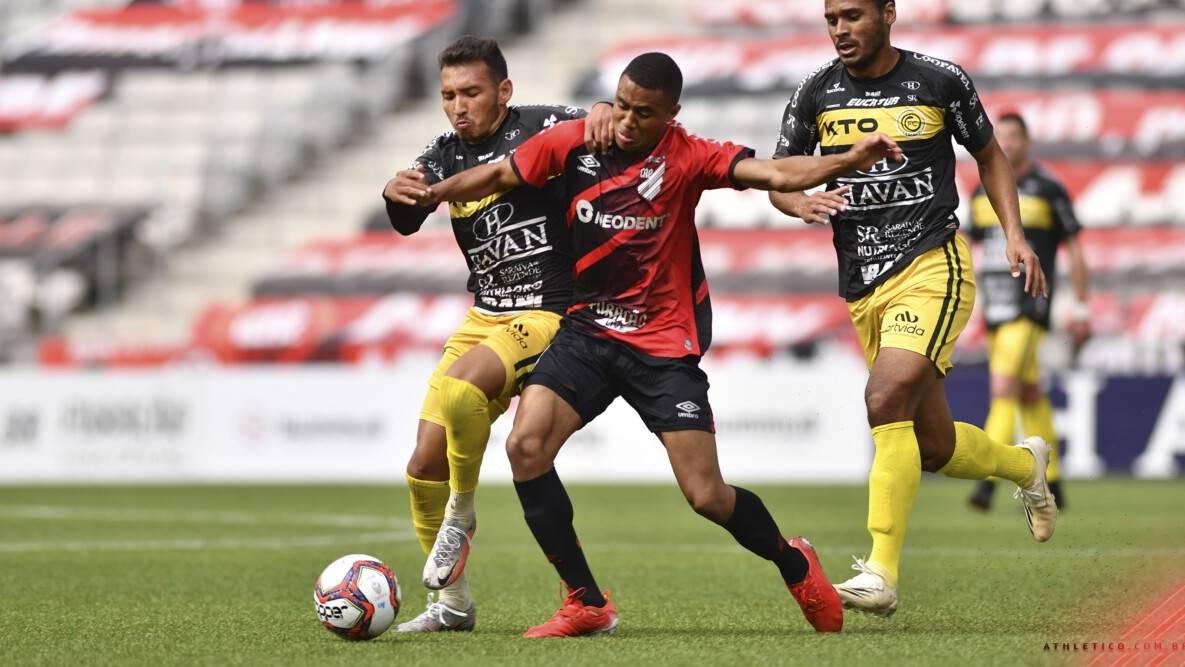 FC Cascavel pede adiamento de jogo contra o Athlético Paranaense