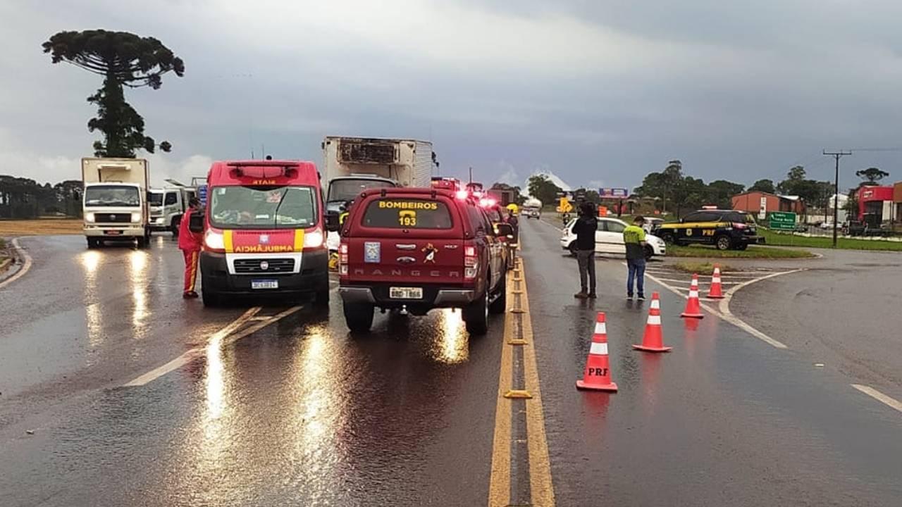 Criança de 9 anos envolvida em grave acidente na BR-369, morre no Huop