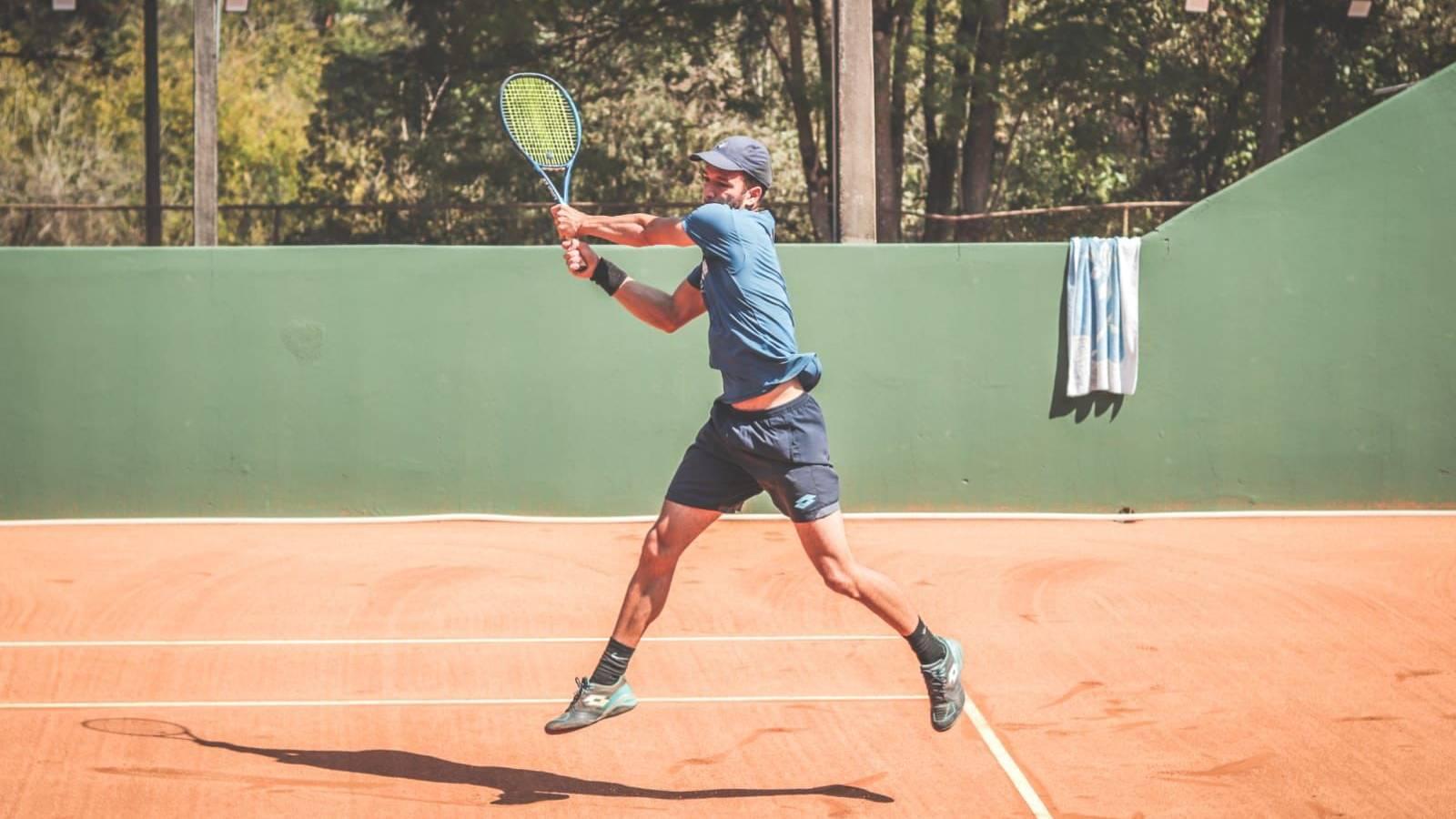 Cascavel recebe maior torneio de tênis da história