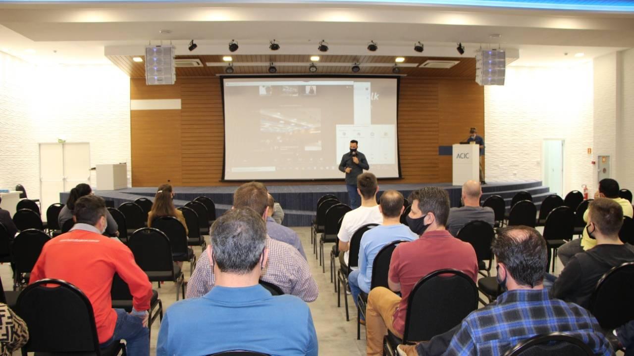 Fundetec reúne startups em evento que promove o engajamento de ideias inovadoras