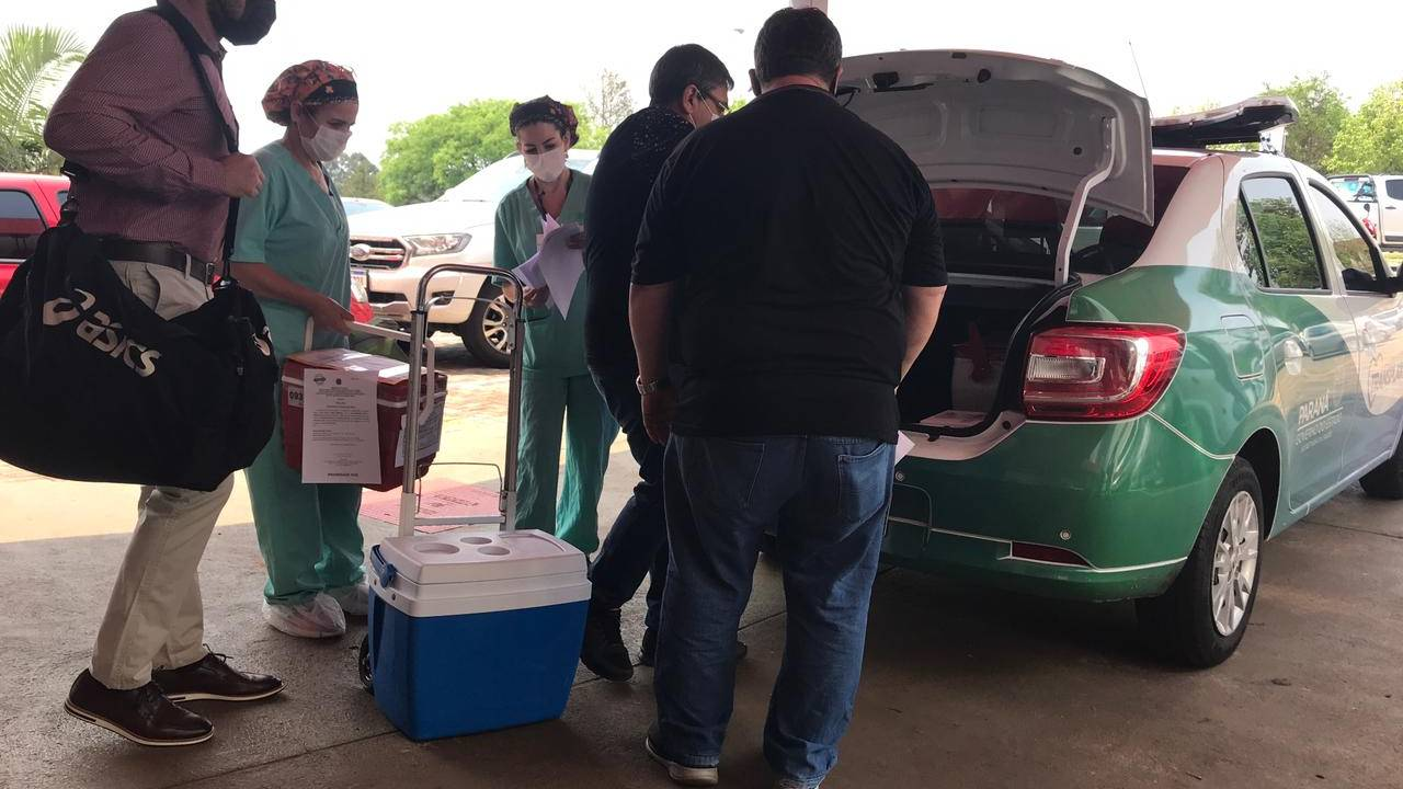 Ato de amor: Huop acompanha doação de órgãos de paciente de 9 anos