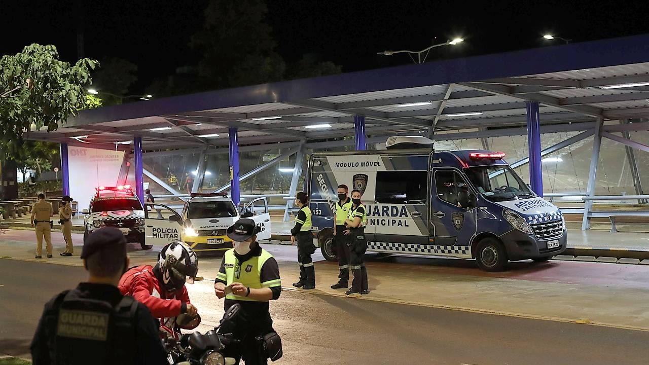 Transitar vai intensificar fiscalização de trânsito no fim de semana