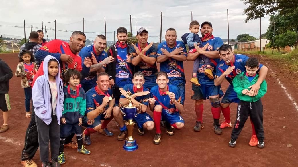 Construtora Camilo vence nos pênaltis e é campeão da 6ª Copa Terrão/Taça Vanderlei Xavante