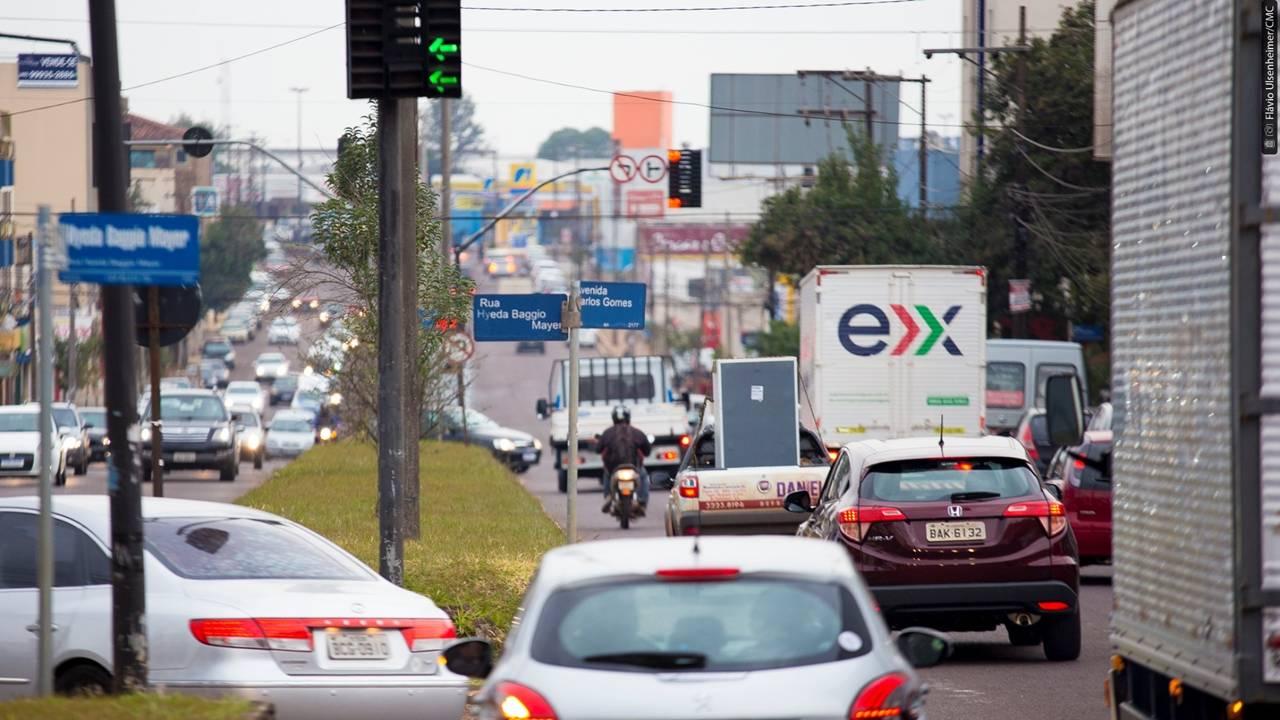 Vereadores pedem à Prefeitura adicional de periculosidade para agentes de trânsito