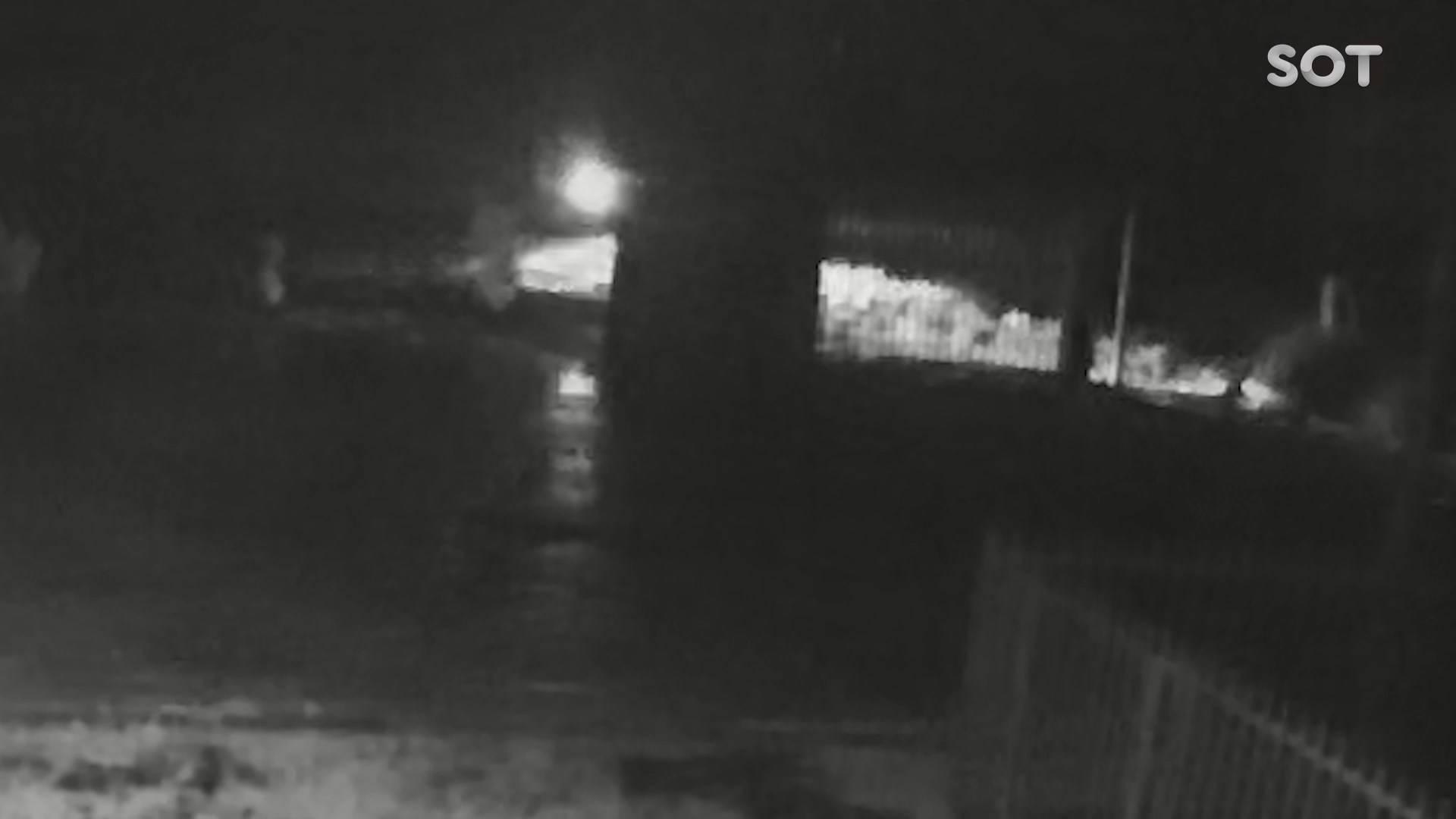 Escola Municipal Dulce P. P. Tavares tem fiação roubada durante a madrugada