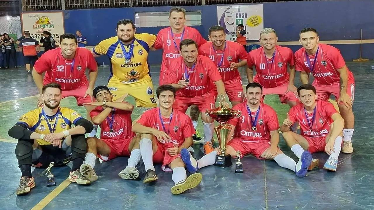 ZZ Lanche vence L.A Cordeiro e se sagra campeão da 1ª Copa Pro Saúde de Futsal