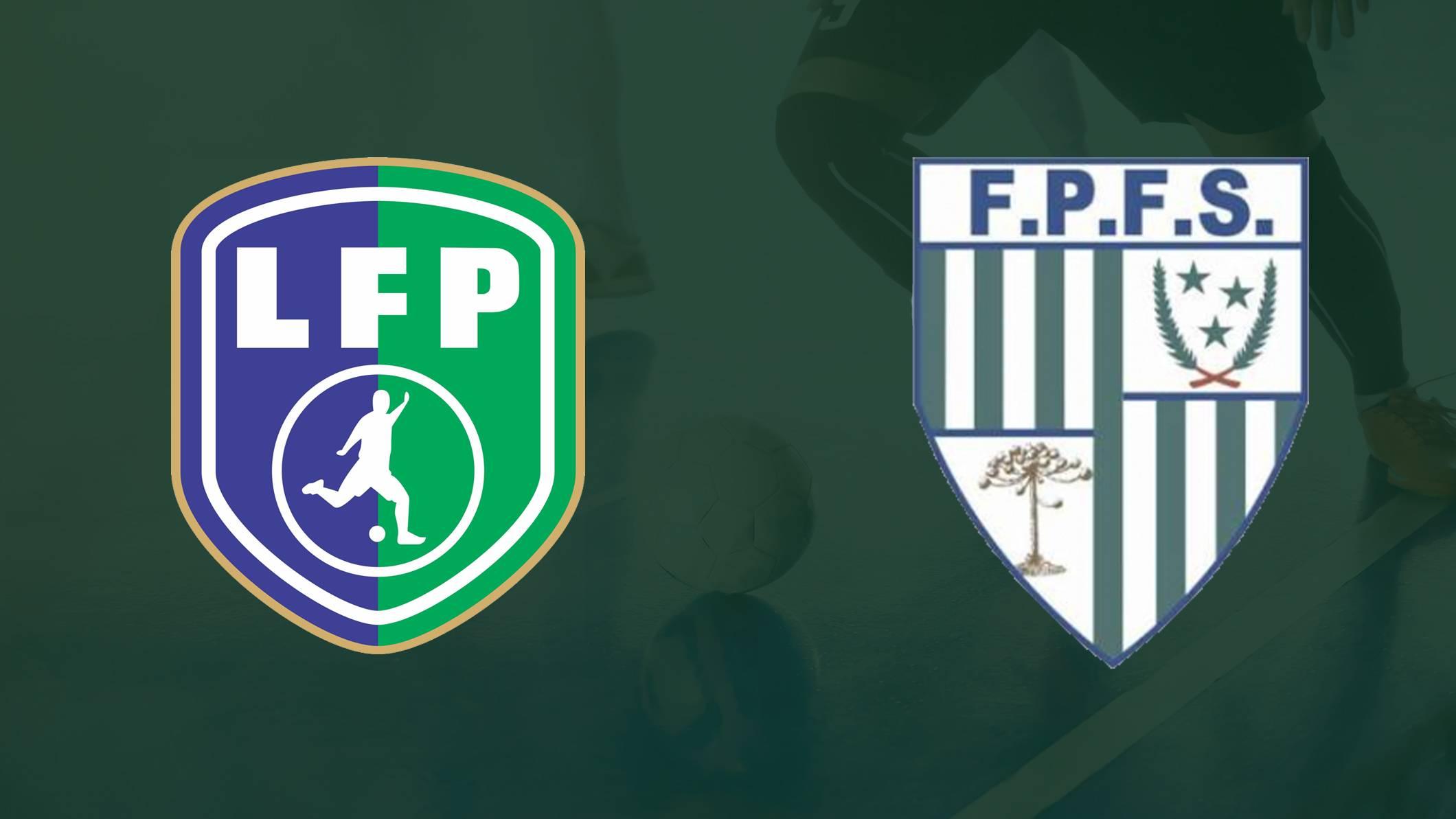 Liga Futsal Paraná fecha parceira com a FPFS após longa negociação