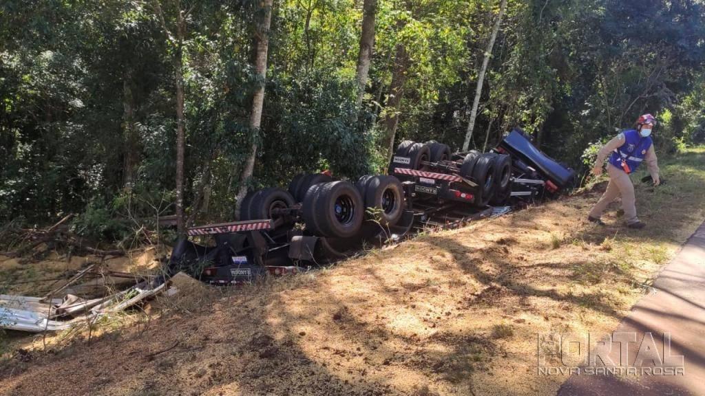 Pai e filho morrem em grave acidente entre Toledo e Ouro Verde do Oeste