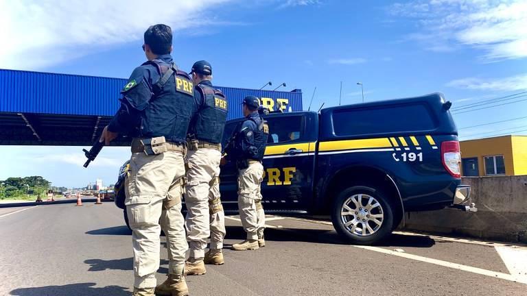 PRF Paraná encerra a Operação Independência 2021 com 21 motoristas dirigindo bêbados