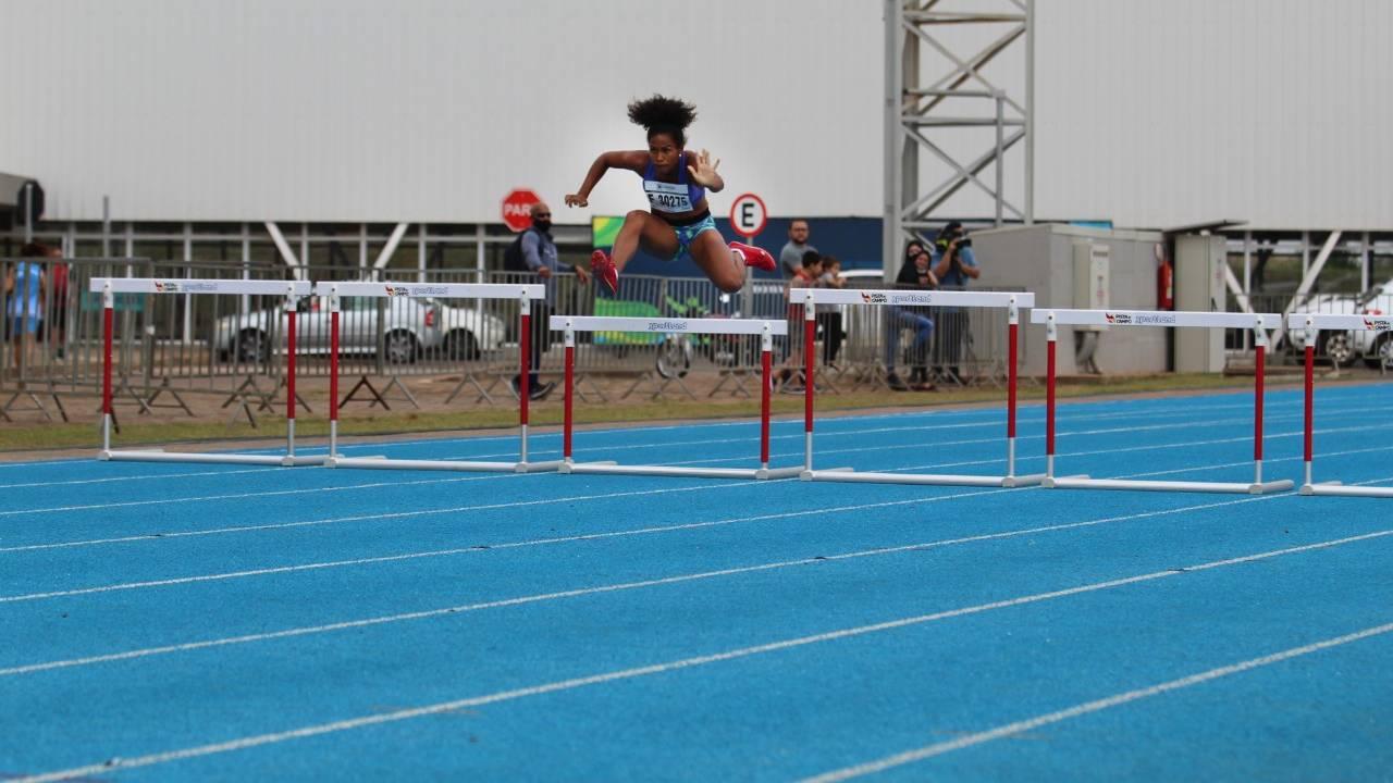 CNTA é palco do Campeonato Brasileiro Master de Atletismo